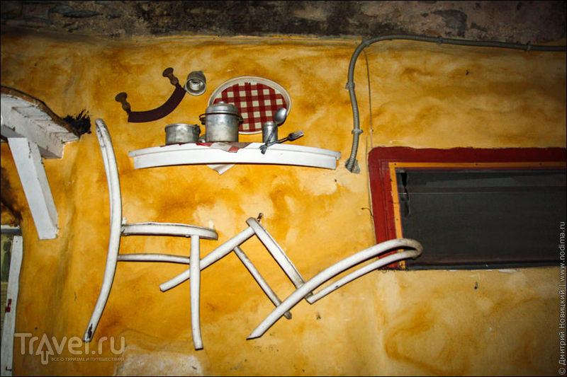 Город-призрак Буссана-Веккья в Италии / Фото из Италии