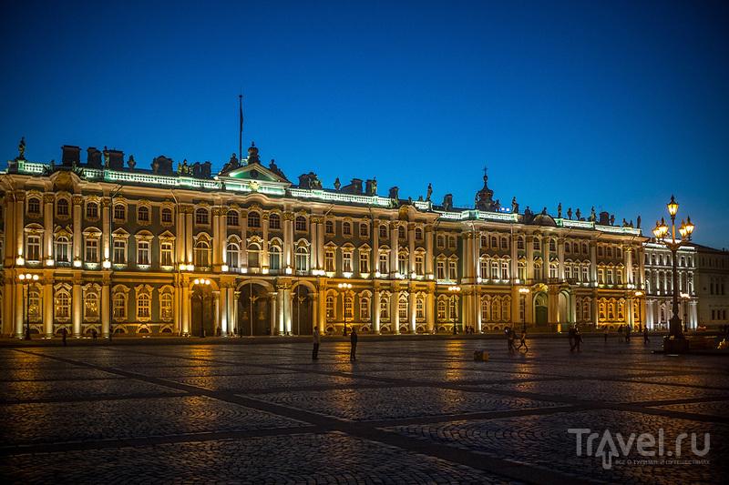 Белые мосты и разводные ночи / Фото из России