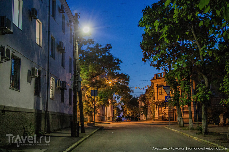 Вечер в Севастополе / Фото из России