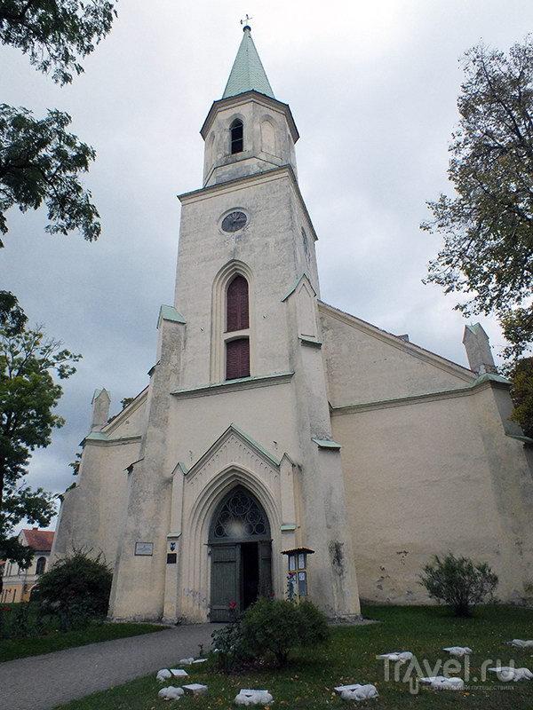 Церковь Св.Екатерины / Фото из Латвии
