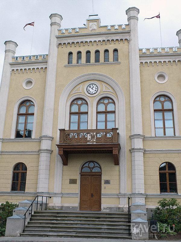 Новая Ратуша / Фото из Латвии