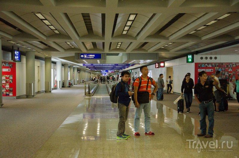 Международный аэропорт Гонконга является одним из наиболее загруженных аэропортов мира / Фото из Китая