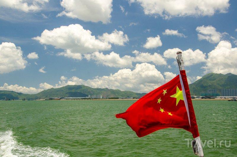 О том, что ты уже в Китае, можно узнать по неработающему инстаграму и гуглу / Фото из Китая
