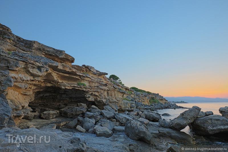 Каникулы на Закинфе / Фото из Греции