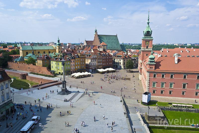 Варшава / Фото из Польши