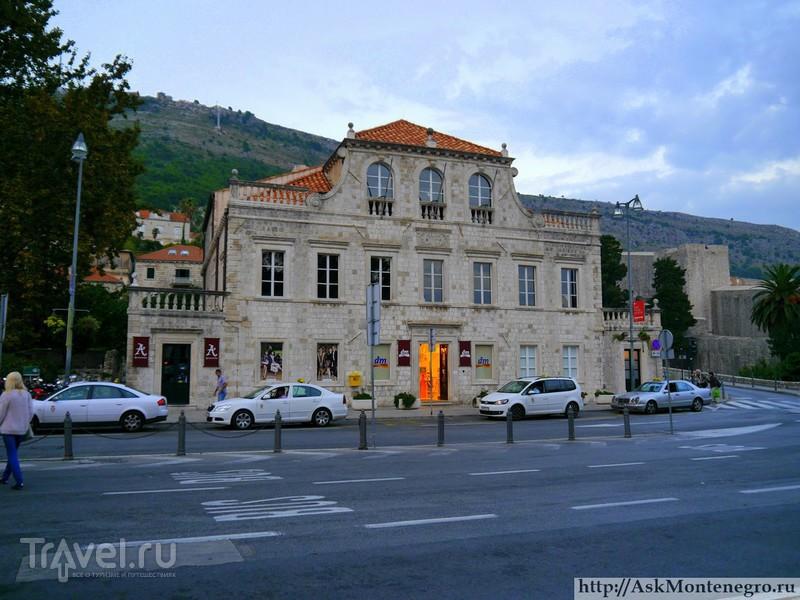 Дубровник - хорватская жемчужина / Хорватия