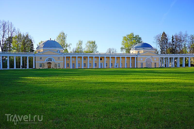Усадьба Знаменское-Раек / Россия