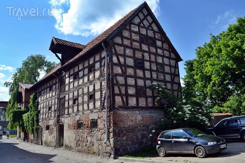 Последняя охота на ведьм в милом польском городке Решеле / Польша
