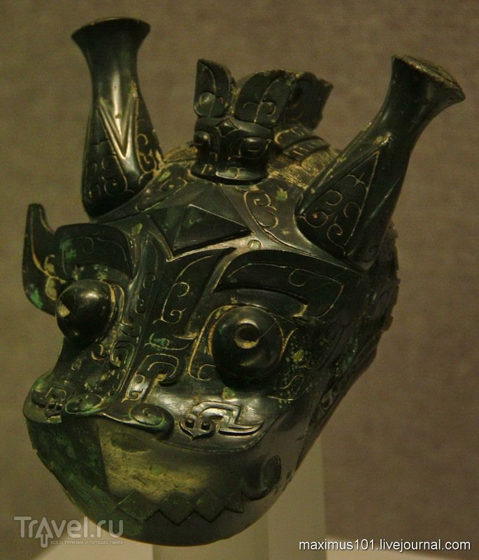 Музей провинции Хэнань / Китай