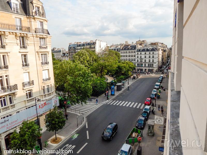 Париж, свинья и пара уникальных фото / Фото из Франции