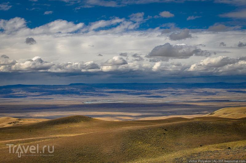 Аргентинская Патагония: озёрный край / Фото из Аргентины