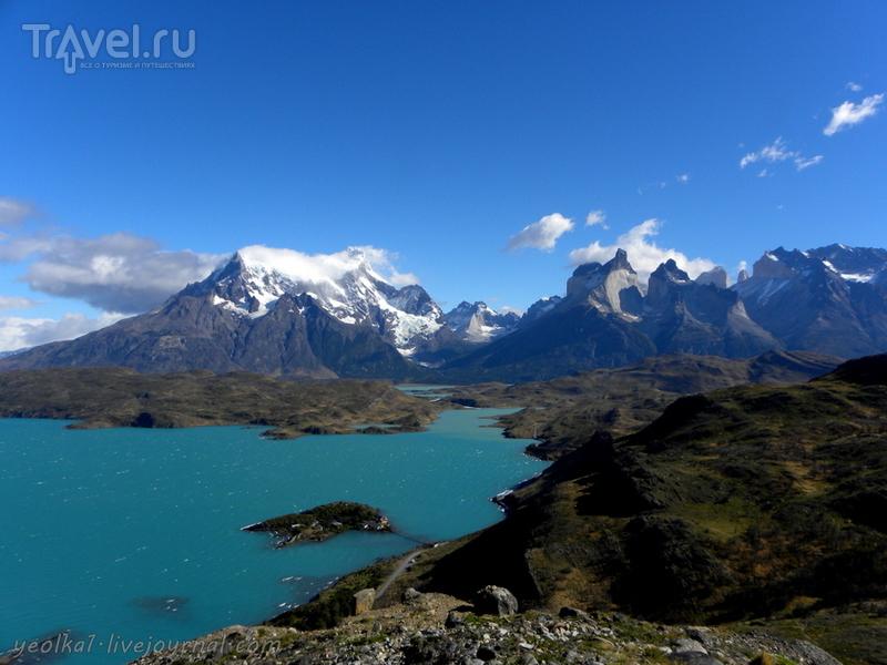 Чили - сбыча мечт! Патагония - итоги, цифры, траты... / Аргентина