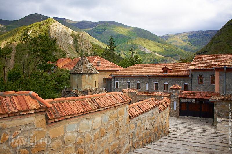 Грузия, Окрестности Гори: Уплисцихе и храм Сиони / Фото из Грузии