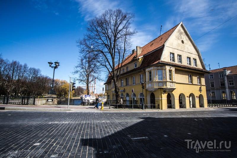 Клайпеда - За колбасой / Литва