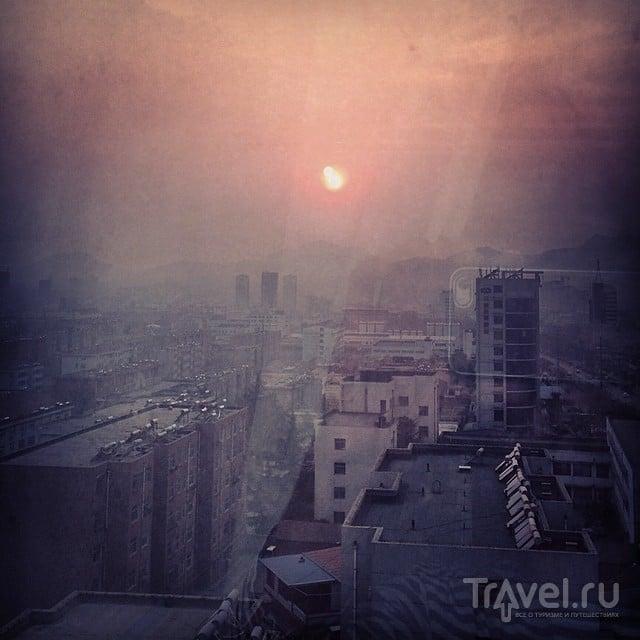 Вид из Окна / Китай