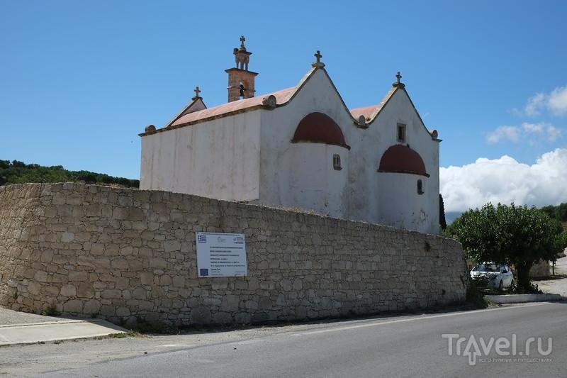 Крит, Этья и Villa De Mezzo / Греция