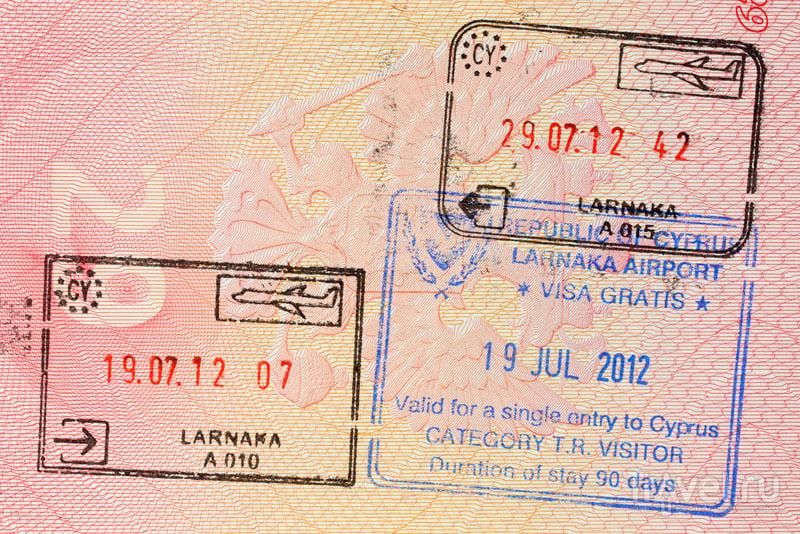 При отдыхе на кипре через турбюро надо ли виза