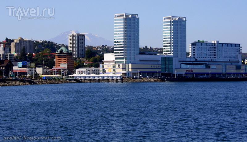 Чили - сбыча мечт! Карретера Аустраль. Перелет в Пуэрто Монт / Чили