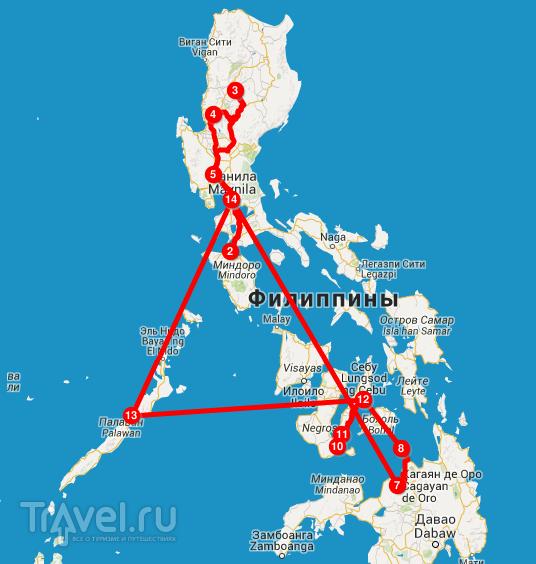 Детальный обзор государства Филиппины и особенностей пребывания там / Филиппины