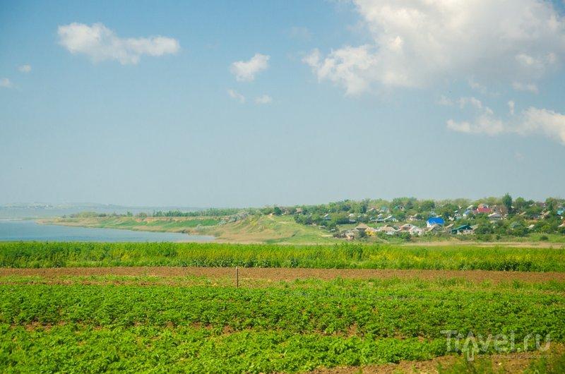 Таманские пейзажи