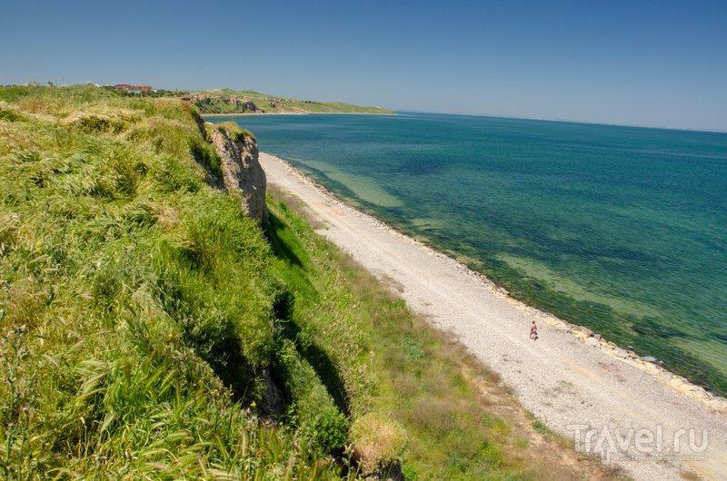 Дикий пляж под Гермонассой