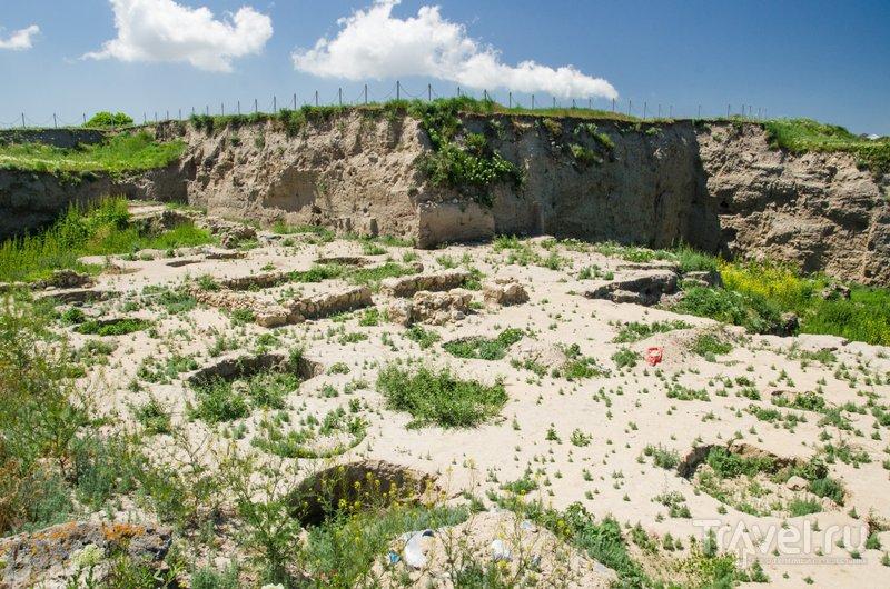 Более 2 тысяч лет назад здесь кипела жизнь
