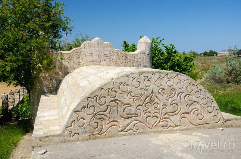 Обратная сторона турецкого фонтана