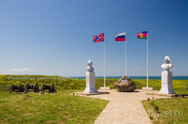Фанагорийская крепость, основанная Суворовым