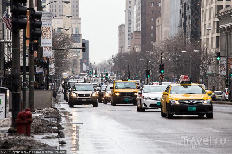 Первое знакомство с Чикаго / Фото из США