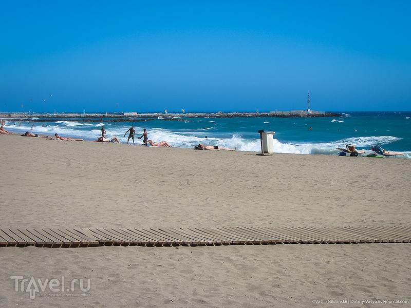 Альмерия, Испания. Самое лучшее море / Испания