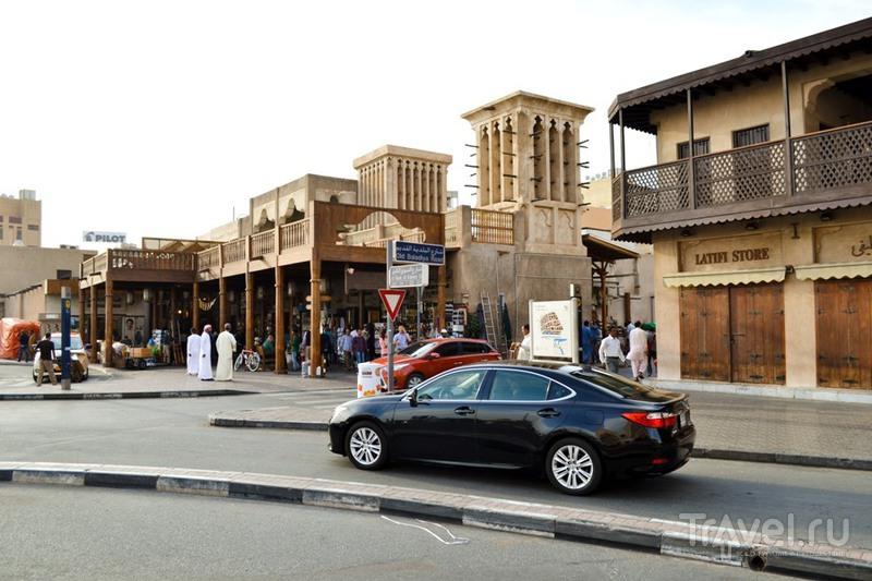 Старые районы Дубая / Фото из ОАЭ