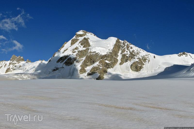 О вершинах Кавказа. Уилпата и Шаухох / Фото из России