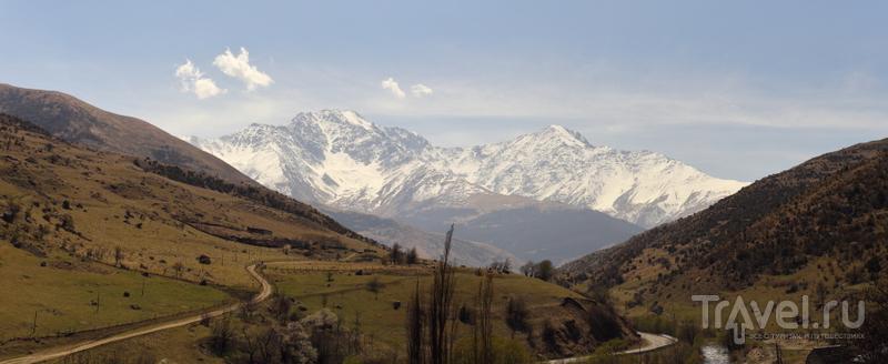 Кавказские минеральные воды. Северная Осетия / Россия