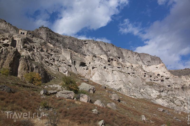 Грузия, Вардзиа / Фото из Грузии