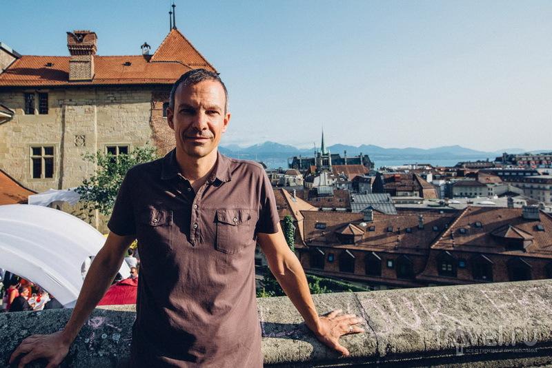 Директор Festival de la Cité Майкл Кинзер
