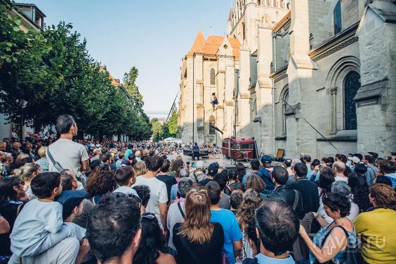 Фестиваль Сите, или искусство выходит на улицу