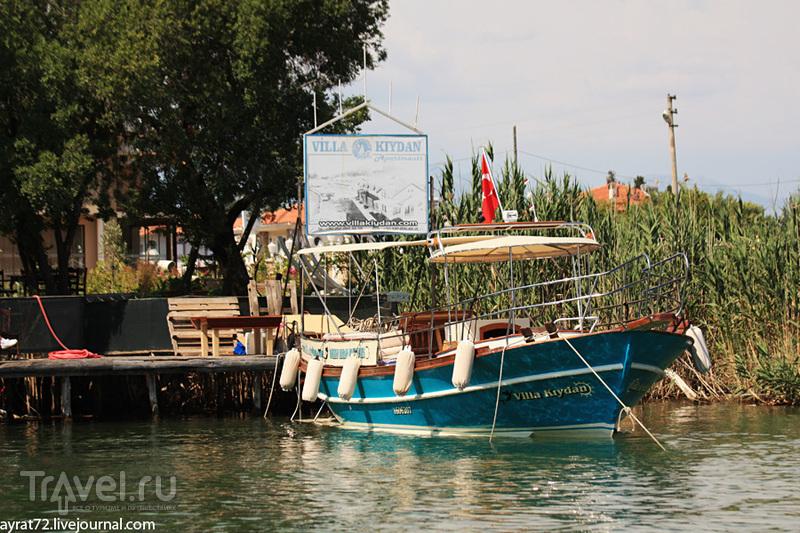 Райский уголок в самом маленьком городе Турции / Фото из Турции