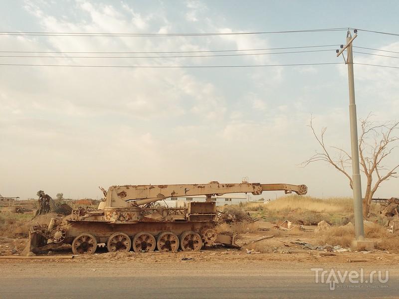 """Из цикла """"Иракские хроники"""", 26-30 дни / Ирак"""