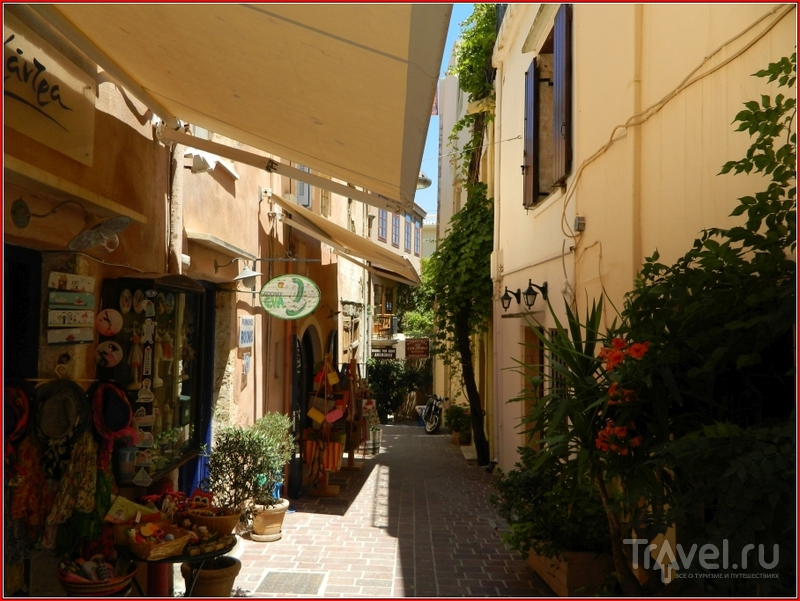 Ханья, Крит / Фото из Греции
