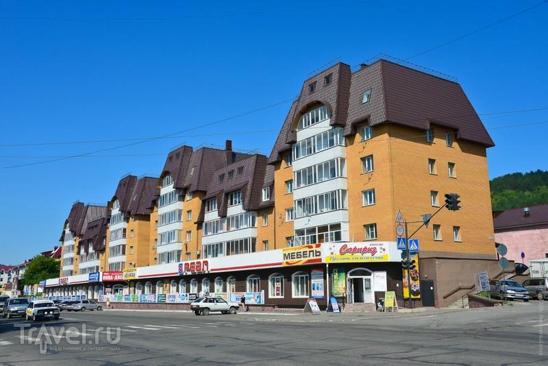 Что Вы слышали о Горно-Алтайске? / Фото из России