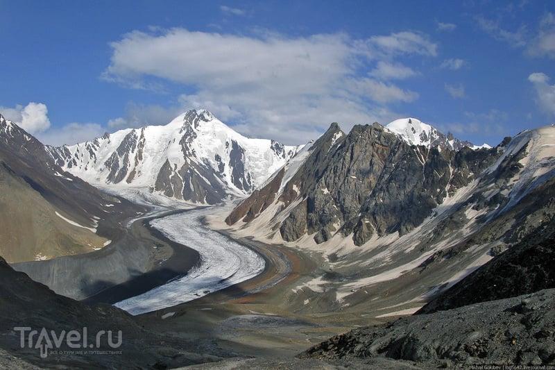О вершинах Кавказа. Тихтенген и Суатисихох / Фото из России