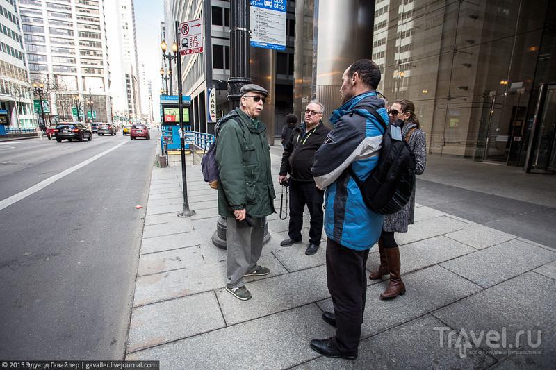 Украинцы и структура Чикаго / Фото из США