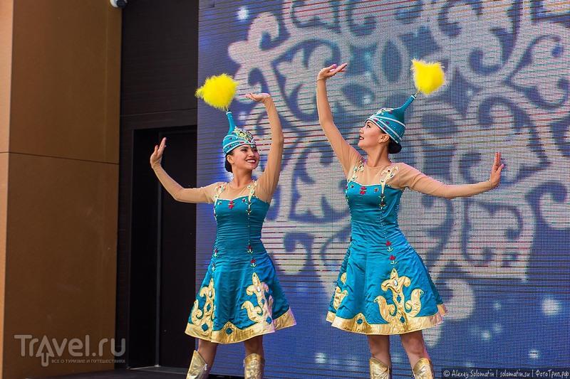 Экспо в Милане. Павильон Казахстана / Фото из Италии