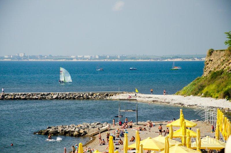 Пляж нудистов анапа