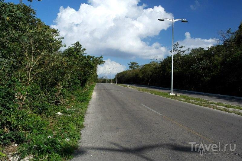 Косумель. Мексика - Шла Саша по шоссе / Мексика