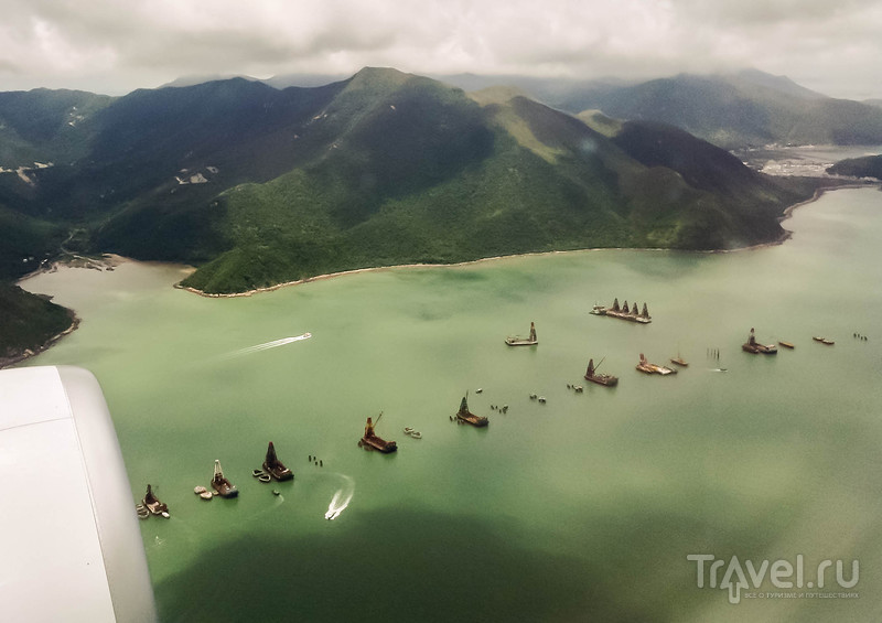 Из Гонконга на Филиппины с телефонам в руках / Филиппины