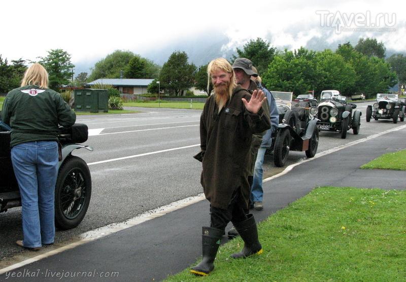 В стране антиподов / Фото из Новой Зеландии
