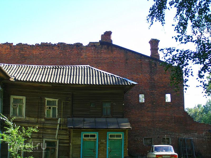 Тверская обл. Бежецк / Россия
