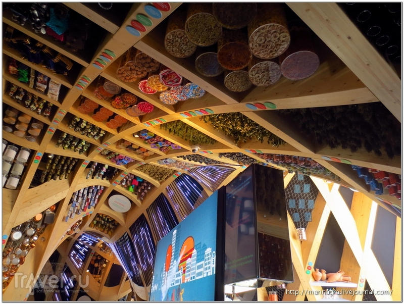 Всемирная выставка EXPO 2015 в Милане, павильоны / Италия
