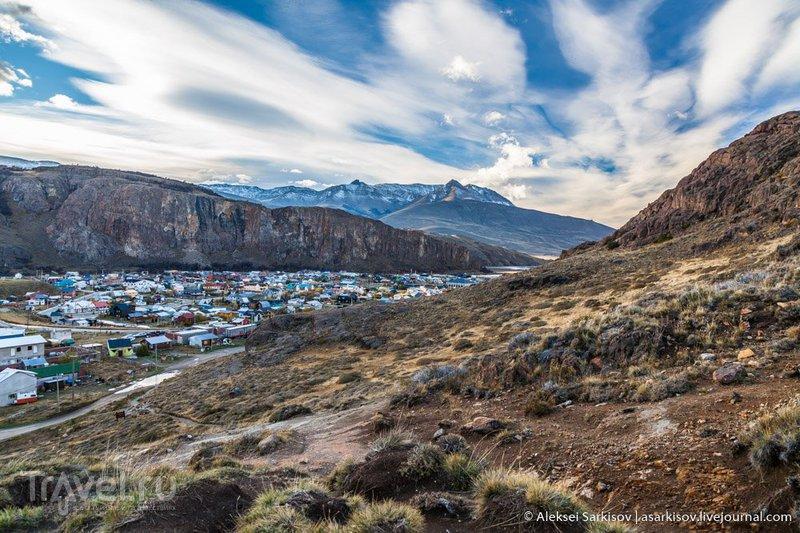 Патагония. Один день в Эль Чальтене / Фото из Аргентины
